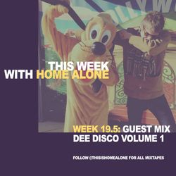 Week 19.5: Guest Mix - Dee Disco Volume 1