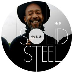 Solid Steel Radio Show 4/11/2016 Hour 1 - Mr G