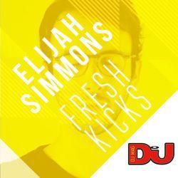 FRESH KICKS: Elijah Simmons