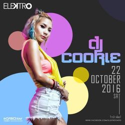 DJ Cookie inCLASSICS TOUR LIVE @ Elektro Taipei