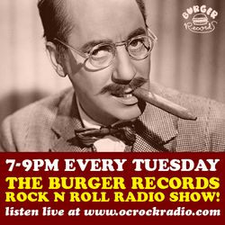 Burger Records Rock & Roll Radio Show - Season 1 - Episode 1