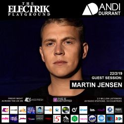 Electrik Playground 22/2/19 inc. Martin Jensen Guest Mix
