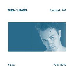 SUNANDBASS Podcast #49 - Seba