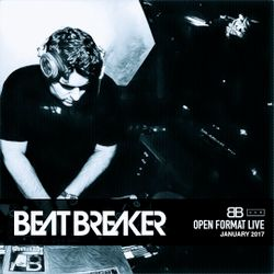 BeatBreaker OpenFormat LIVE - Jan 2017