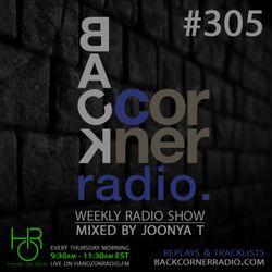 BACK CORNER RADIO: Episode #305 (Jan 11th 2018)