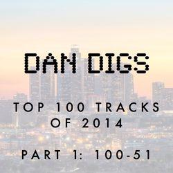Show 009 - Top 100 of 2014 – Part 1: 100-51 –  Swindle, Paper Tiger, Lido - Sun Dec 21 14