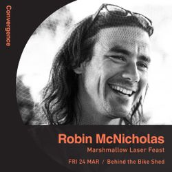 Sessions: Robin McNicholas (Marshmallow Laster Feast)