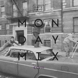 #MondayMix 208 by @dirtyswift - «Back 2 School» 04.Sep.2017 (Live Mix)