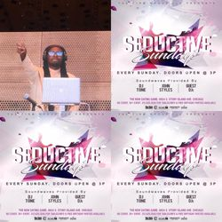 A Night @ the Dating Game-Seductive Sundays: 25 March 2018