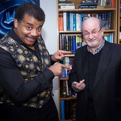 The Power of Storytelling, with Salman Rushdie