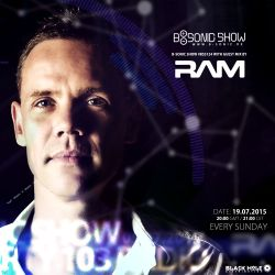B-SONIC RADIO SHOW #124 with exclusive guest mix by RAM
