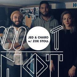 WotNotRadio 162 - Charo, Jed & Zoe Stoll