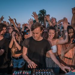 Richie Hawtin (M_nus, PLAYdifferently) @ The Boiler Room - Buenos Aires, Argentina (28.01.2018)