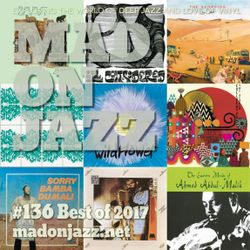 MADONJAZZ #136: Best of 2017