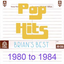 Pop Hits [1980 to 1984] feat Paul McCartney, Bob Marley, Bruce Springsteen, Kenny Rogers, Foreigner