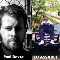Diplo and Friends on BBC Radio 1Xtra feat. DJ Assault and Paul Devro 07/14/13