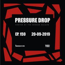 Pressure Drop 159 - Diggy Dang | Reggae Rajahs [20-09-2019]