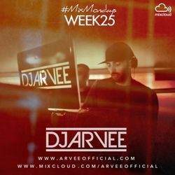 #MixMondays 23/6/14 (WEEK25) *R&B & HIP HOP 4* @DJARVEE