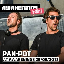 Pan-Pot Awakenings festival 2013
