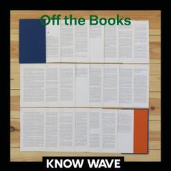 OFF THE BOOKS with Novuyo Tshuma - August 23rd, 2018