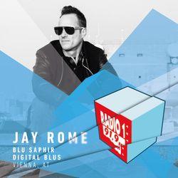 Shadowbox @ Radio 1 09/06/2013 - guestmix: JAY ROME (Blu Saphir, AT)