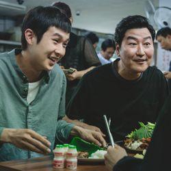 Barbican ScreenTalk: Bong Joon-Ho on Parasite