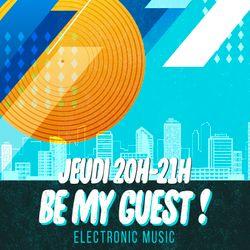 Be My Guest avec Georgio Amaral (26/09/19)