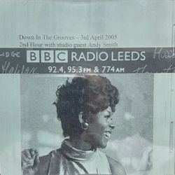 DJ Andy Smith BBC Radio Leeds Down In The Grooves Radio show with James Addyman 3/4/5