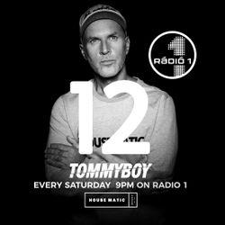 Tommyboy Housematic on Radio 1 ( 2018-09-08 ) R1HM12