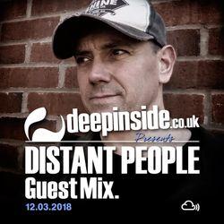 DISTANT PEOPLE is on DEEPINSIDE #02