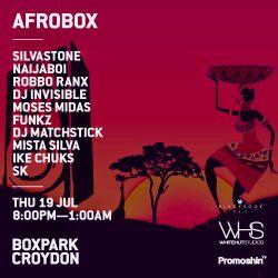 AfroBOX Summer Mix by Matchstick