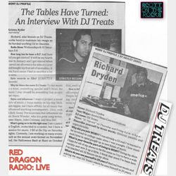 Red Dragon Radio: DJ Treats Live from Oneonta
