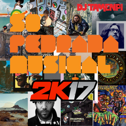 Só Pedrada Musical Podcast | New Joints 2K17 (by DJ Tamenpi)