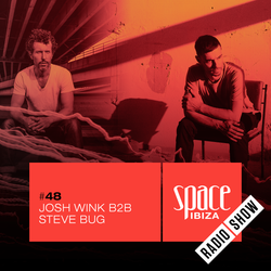 Josh Wink B2B Steve Bug at Kehakuma - June 2015 - Space Ibiza Radio Show #48