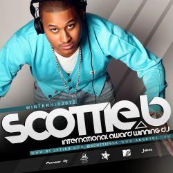 Scottie B - Winter Mix 2012 [@ScottieBUk] #SBWinterMix12