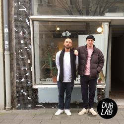 dublab Session w/ BSQ & Salomo