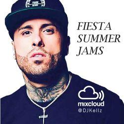 Fiesta Summer Jamz - DJ Kellz