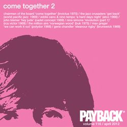 PAYBACK Vol. 116 April 2012
