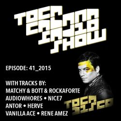 TOCACABANA RADIO SHOW 41_2015