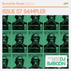 Bonafide Beats Special: issue 07 sampler mixed by DJ Baboon