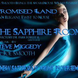 A Night @ The Sapphire Room: the Promised Land Saturdays - 19 Nov 2016
