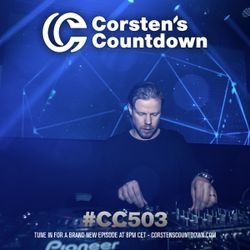 Corsten's Countdown - Episode #503
