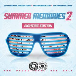 Soul Cool Records/ The 22nd Letter - Summer Memories Vol. 2 (80s Edition)