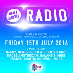 onelove radio 15th July 2016
