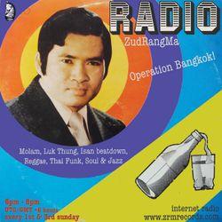 Live on Radio Zudrangma, Bangkok: March 2009