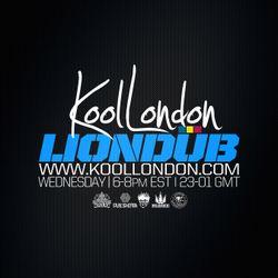 LIONDUB - 04.04.18 - KOOLLONDON [JUNGLE DRUM & BASS PRESSURE]