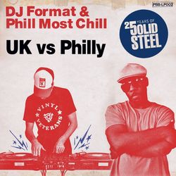 Solid Steel Radio Show 8/11/2013 Part 3 + 4 - Phill Most Chill + DJ Format