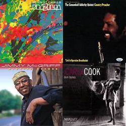 WHYR JAZZ: Gifts & Messages 6/17/2017 Show 275