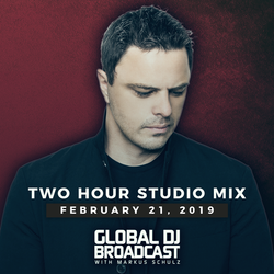 Global DJ Broadcast - Feb 21 2019