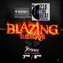 Blazing Tuesday 95